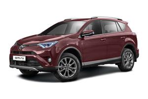 Новый автомобиль Toyota RAV4, 2017 года выпуска, цена 1 753 000 руб., Челябинск