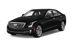 Авто Cadillac ATS, 2015 года выпуска, цена 1 990 000 руб., Москва