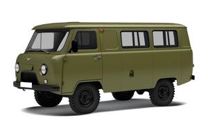 Авто УАЗ 39625, 2016 года выпуска, цена 629 990 руб., Москва