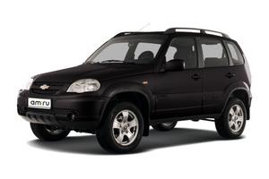 Подержанный автомобиль Chevrolet Niva, хорошее состояние, 2012 года выпуска, цена 400 000 руб., Нижневартовск