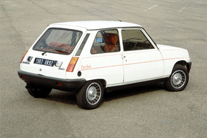 Alpine Turbo хетчбэк 3-дв.