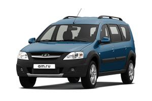 Новый автомобиль ВАЗ (Lada) Largus, 2017 года выпуска, цена 674 900 руб., Советский