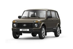 Авто ВАЗ (Lada) 4x4, 2016 года выпуска, цена 517 100 руб., Симферополь