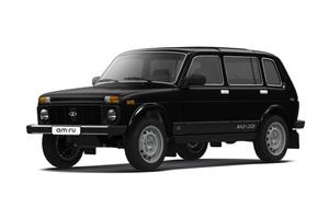 Новый автомобиль ВАЗ (Lada) 4x4, 2017 года выпуска, цена 520 700 руб., Орехово-Зуево