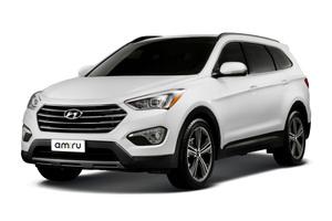Авто Hyundai Santa Fe, 2016 года выпуска, цена 2 754 000 руб., Москва