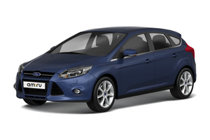 Авто Ford Focus, 2013 года выпуска, цена 522 100 руб., Казань