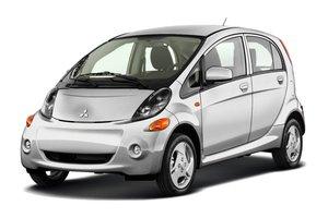 Автомобиль Mitsubishi i-MiEV, отличное состояние, 2011 года выпуска, цена 600 000 руб., Тюмень
