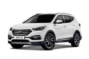 Авто Hyundai Santa Fe, 2015 года выпуска, цена 2 092 000 руб., Челябинск