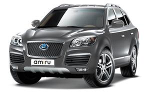 Авто Hawtai Boliger, 2015 года выпуска, цена 889 800 руб., Москва