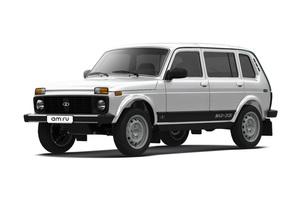 Авто ВАЗ (Lada) 4x4, 2016 года выпуска, цена 517 200 руб., Екатеринбург