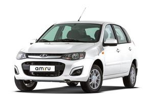 Авто ВАЗ (Lada) Kalina, 2016 года выпуска, цена 501 400 руб., Сургут
