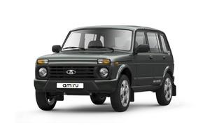 Авто ВАЗ (Lada) 4x4, 2016 года выпуска, цена 552 700 руб., Симферополь