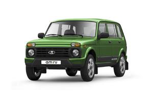 Авто ВАЗ (Lada) 4x4, 2016 года выпуска, цена 526 800 руб., Симферополь
