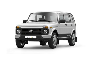 Авто ВАЗ (Lada) 4x4, 2016 года выпуска, цена 571 600 руб., Симферополь