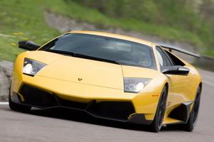 Lamborghini Murcielago LP670-4 SuperVeloce купе 2-дв.