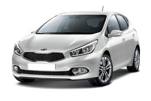 Подержанный автомобиль Kia Cee'd, хорошее состояние, 2012 года выпуска, цена 650 000 руб., Нижневартовск