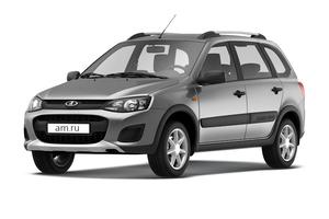 Новый автомобиль ВАЗ (Lada) Kalina, 2016 года выпуска, цена 512 100 руб., Смоленск