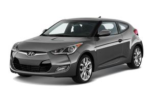 Подержанный автомобиль Hyundai Veloster, отличное состояние, 2012 года выпуска, цена 725 000 руб., Нижневартовск