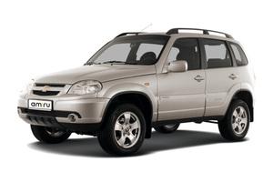 Подержанный автомобиль Chevrolet Niva, отличное состояние, 2011 года выпуска, цена 370 000 руб., Нижневартовск