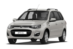 Авто ВАЗ (Lada) Kalina, 2017 года выпуска, цена 454 500 руб., Яхрома