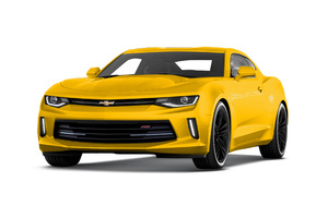 Авто Chevrolet Camaro, 2016 года выпуска, цена 3 090 000 руб., Москва