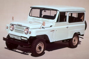 KG60 Hard Top внедорожник 3-дв.