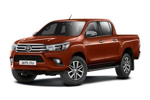 Новый автомобиль Toyota Hilux, 2017 года выпуска, цена 2 553 000 руб., Люберцы