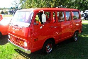 Sportvan микроавтобус