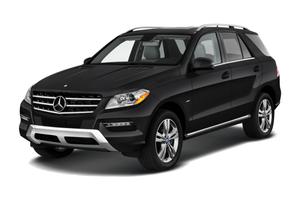 Подержанный автомобиль Mercedes-Benz M-Класс, отличное состояние, 2012 года выпуска, цена 1 480 000 руб., Челябинск