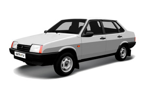 Авто ВАЗ (Lada) 2109, 2003 года выпуска, цена 101 500 руб., Самара