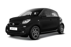 Авто Smart Forfour, 2016 года выпуска, цена 1 239 820 руб., Москва