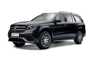Авто Mercedes-Benz GLS-класс, 2016 года выпуска, цена 10 699 000 руб., Москва