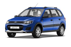 Новый автомобиль ВАЗ (Lada) Kalina, 2017 года выпуска, цена 524 100 руб., Смоленск