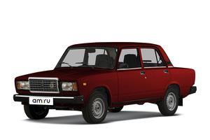 Подержанный автомобиль ВАЗ (Lada) 2107, среднее состояние, 2002 года выпуска, цена 25 000 руб., Сургут