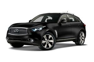Авто Infiniti QX70, 2016 года выпуска, цена 4 396 674 руб., Москва