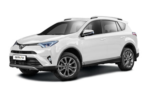 Новый автомобиль Toyota RAV4, 2017 года выпуска, цена 1 883 500 руб., Челябинск