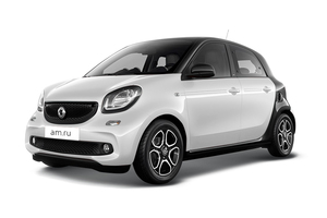 Авто Smart Forfour, 2016 года выпуска, цена 1 195 000 руб., Москва