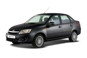Подержанный автомобиль ВАЗ (Lada) Granta, отличное состояние, 2014 года выпуска, цена 345 000 руб., Челябинск