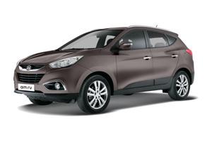 Авто Hyundai ix35, 2013 года выпуска, цена 910 000 руб., Москва