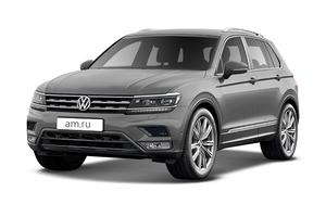 Авто Volkswagen Tiguan, 2017 года выпуска, цена 1 674 300 руб., Ростов-на-Дону