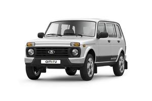 Новый автомобиль ВАЗ (Lada) 4x4, 2017 года выпуска, цена 571 600 руб., Орехово-Зуево