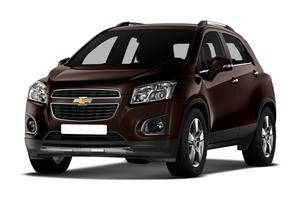 Автомобиль Chevrolet Tracker, отличное состояние, 2015 года выпуска, цена 970 000 руб., Зеленоградск