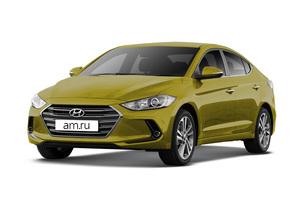 Авто Hyundai Elantra, 2016 года выпуска, цена 1 354 900 руб., Москва