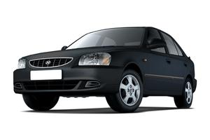 Автомобиль Hyundai Accent, хорошее состояние, 2010 года выпуска, цена 220 000 руб., Челябинск