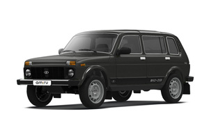 Авто ВАЗ (Lada) 4x4, 2016 года выпуска, цена 517 200 руб., Симферополь