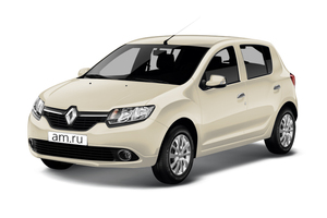 Авто Renault Sandero, 2013 года выпуска, цена 452 150 руб., Казань