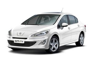 Подержанный автомобиль Peugeot 408, отличное состояние, 2013 года выпуска, цена 550 000 руб., Сургут
