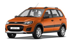 Новый автомобиль ВАЗ (Lada) Kalina, 2016 года выпуска, цена 529 000 руб., Смоленск