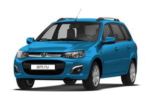 Новый автомобиль ВАЗ (Lada) Kalina, 2017 года выпуска, цена 581 200 руб., Альметьевск