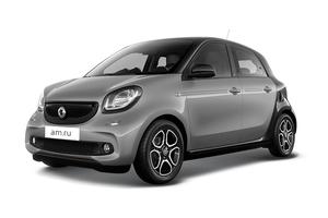 Авто Smart Forfour, 2016 года выпуска, цена 1 208 300 руб., Москва